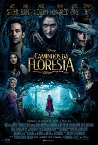 Poster do filme Caminhos da Floresta / Into the Woods (2014)