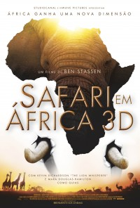 Poster do filme Safari em África / African Safari (2013)