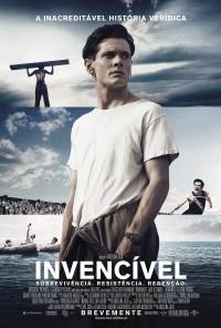 Poster do filme Invencível / Unbroken (2014)