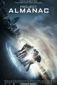 Poster do filme Project Almanac (2015)