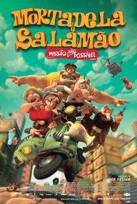 Poster do filme Mortadela e Salamão: Missão não Possível / Mortadelo y Filemón contra Jimmy el Cachondo (2014)