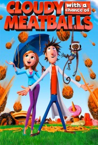 Poster do filme Chovem Almôndegas / Cloudy with a Chance of Meatballs (2009)
