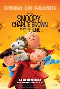 Poster do filme Peanuts: Snoopy & Charlie Brown - O Filme / The Peanuts Movie (2015)
