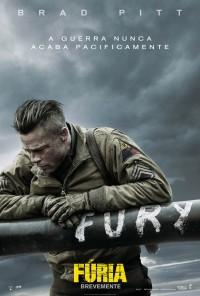 Poster do filme Fúria / Fury (2014)