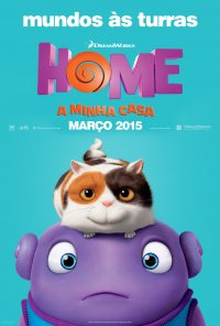 Poster do filme Home: A Minha Casa / Home (2015)