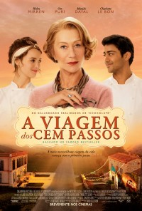 Poster do filme A Viagem dos Cem Passos / The Hundred-Foot Journey (2014)