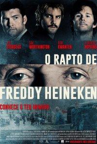 Poster do filme O Rapto de Freddy Heineken / Kidnapping Mr. Heineken (2015)