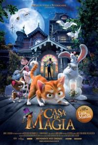 Poster do filme A Casa da Magia / Le Manoir Magique (2013)