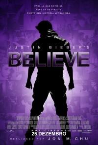 Poster do filme Justin Bieber's Believe (2013)