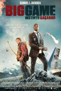 Poster do filme Big Game - Instinto Caçador / Big Game (2015)
