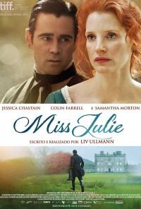 Poster do filme Miss Julie (2014)