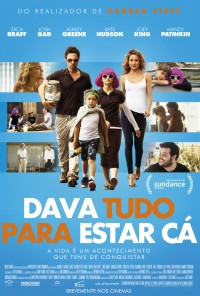 Poster do filme Dava Tudo Para Estar Cá / Wish I Was Here (2014)