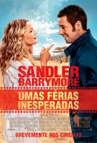 Poster do filme Umas Férias Inesperadas / Blended (2014)