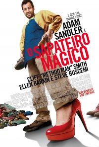 Poster do filme O Sapateiro Mágico / The Cobbler (2014)