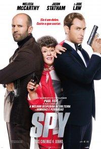 Poster do filme Spy (2015)