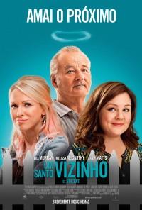 Poster do filme Um Santo Vizinho / St. Vincent (2014)