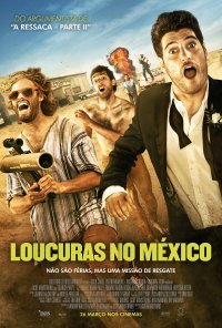 Poster do filme Loucuras no México / Search Party (2014)