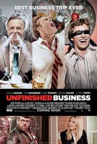 Poster do filme Negócios de Ocasião / Unfinished Business (2014)