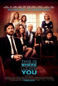 Poster do filme Sete Dias de Luto / This Is Where I Leave You (2014)