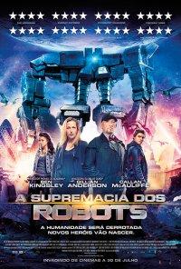 Poster do filme A Supremacia dos Robots / Robot Overlords (2014)