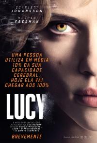 Poster do filme Lucy (2014)