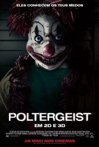 Poster do filme Poltergeist (2015)
