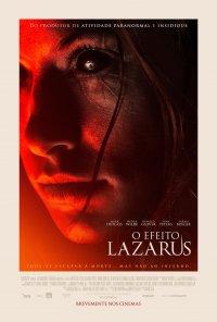 Poster do filme O Efeito Lazarus / The Lazarus Effect (2015)