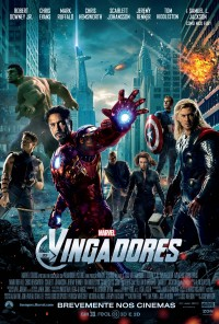 Poster do filme Os Vingadores / The Avengers (2012)