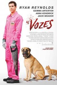 Poster do filme As Vozes / The Voices (2014)