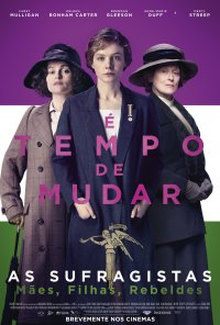 Poster do filme As Sufragistas / Suffragette (2015)