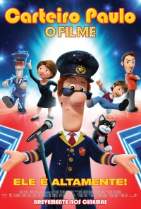 Poster do filme Carteiro Paulo - O Filme / Postman Pat: The Movie (2014)