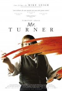 Poster do filme Mr. Turner (2014)