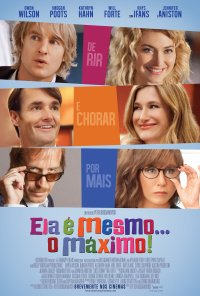 Poster do filme Ela é Mesmo... O Máximo! / She's Funny That Way (2014)