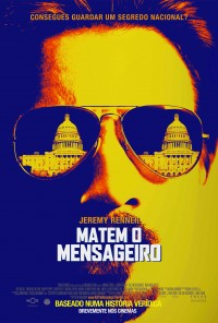 Poster do filme Matem o Mensageiro / Kill the Messenger (2014)