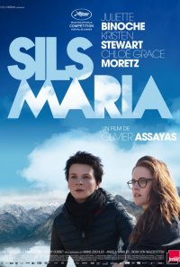 Poster do filme As Nuvens de Sils Maria / Clouds of Sils Maria (2014)