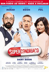 Poster do filme Supercondríaco / Supercondriaque (2014)