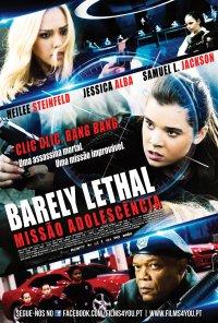 Poster do filme Barely Lethal - Missão Adolescência / Barely Lethal (2015)