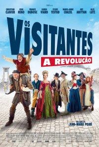 Poster do filme Os Visitantes - A Revolução / Les Visiteurs 3 : La Révolution (2016)
