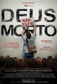 Poster do filme Deus Não Está Morto / God's Not Dead (2014)