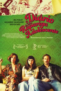 Poster do filme O Diário de Uma Rapariga Adolescente / The Diary of a Teenage Girl (2015)