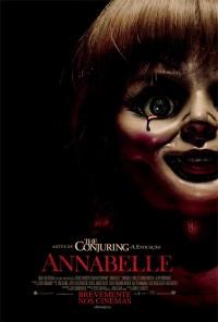 Poster do filme Annabelle (2014)