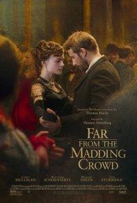 Poster do filme Longe da Multidão / Far from the Madding Crowd (2015)