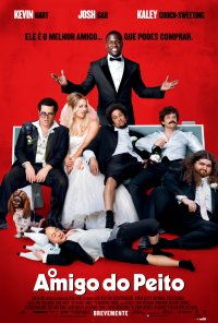Poster do filme O Amigo do Peito / The Wedding Ringer (2015)