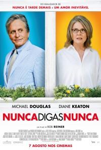 Poster do filme Nunca Digas Nunca / And So It Goes (2014)