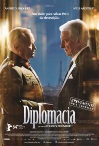 Poster do filme Diplomacia / Diplomatie (2014)