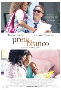 Poster do filme Preto ou Branco / Black and White (2014)