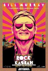 Poster do filme Rock the Kasbah - Bem-Vindo ao Afeganistão / Rock the Kasbah (2015)