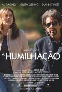 Poster do filme A Humilhação / The Humbling (2014)