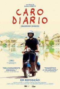 Poster do filme Querido Diário (cópia digital restaurada) / Caro diario (1993)