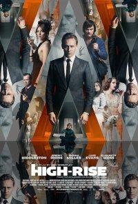 Poster do filme Arranha-Céus / High-Rise (2015)